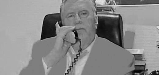 Жириновский угрожает Авакову по телефону