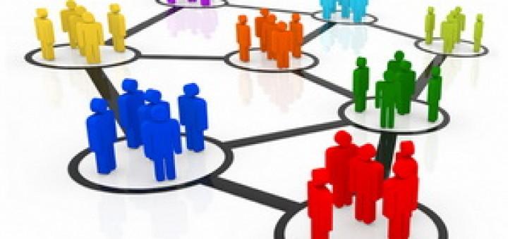 Рисунок: Сетевые сообщества