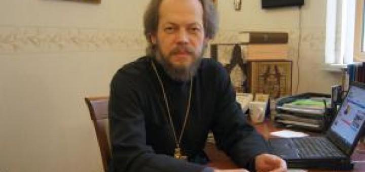 Протоирей Георгий Коваленко